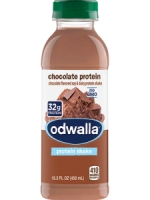 Odwalla Chocolate Protein Soy and Dairy Shake 15.2 oz.