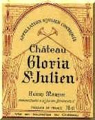 Chateau Gloria St. Julien 750ml