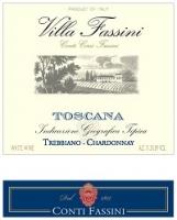 Villa Fassini Trebbiano Chardonnay 750ml