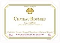 Chateau Roumieu Sauternes 375ml