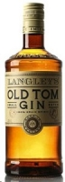 Langley's Gin Old Tom 750ml