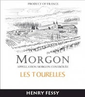 Henry Fessy Morgon Les Tourelles 750ml