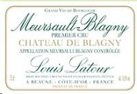 Louis Latour Meursault-blagny Chateau De Blagny 750ml