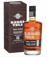 Rebel Yell - Single Barrel 10 Year Old Kentucky Straight Bourbon 750ml