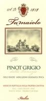 Tomaiolo Pinot Grigio 750ml