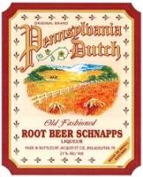 Pennsylvania Dutch Schnapps Root Beer 750ml