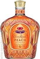Crown Royal Canadian Whisky Peach 750ml
