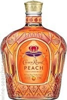 Crown Royal Canadian Whisky Peach 750ml