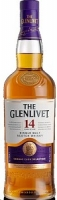 The Glenlivet Scotch Single Malt 14 Year Cognac Cask 750ml