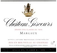 Chateau Giscours Margaux 750ml