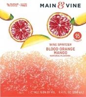 Beringer Blood Orange Spritzer Main & Vine 250ml