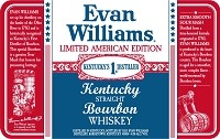 Evan Williams Bourbon Limited American Edition 1.75L