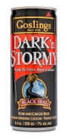 Gosling's Dark 'n Stormy 200ml