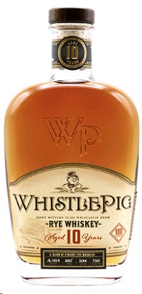 Whistlepig Rye Whiskey 10 Year 100 Proof 375ml