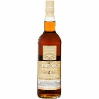 The Glendronach Parliament 21 Year Old Highland Scotch Whiskey 750ml