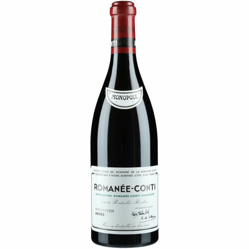 DRC Domaine de la Romanee-Conti Romanee Conti 2014 Rated 97WA