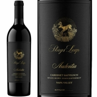 12 Bottle Case Stags' Leap Winery Estate Audentia SLD Cabernet 2015 Rated 97JS