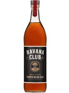 Havana Club Aneju Classico Puerto Rican Rum 750ml