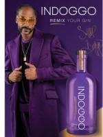 Snoop Dogg's Indoggo Strawberry Flavored Gin 750ml