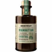 High West Manhattan Cocktail 375ml
