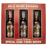 Belle Meade - Special Cask Finish Bourbon Gift Set (375ml)