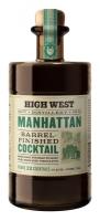 High West - Manhattan Barrel Finished Cocktail 750ml