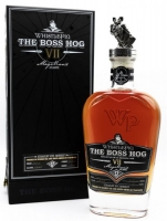 WhistlePig - The Boss Hog VII: Magellan's Atlantic 750ml