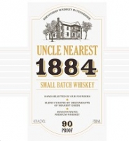 Uncle Nearest Whiskey Small Batch 1884 750ml