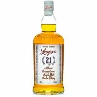 Longrow 21 Year Old Campbelton Single Malt Scotch Whiskey 750ml