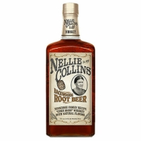 Nellie Collins Backwoods Root Beer Tennessee Corn Mash Whiskey 750ml