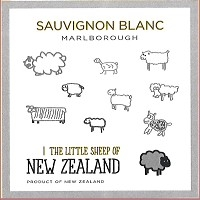 The Little Sheep Of New Zealand Sauvignon Blanc 750ml