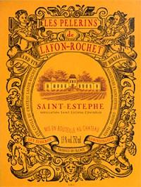 Les Pelerins De Lafon-rochet Saint-estephe 750ml