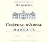 Chateau D'arsac Margaux 750ml