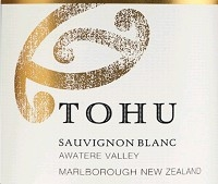 Tohu Sauvignon Blanc 750ml