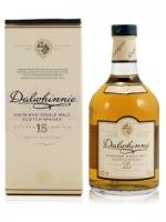 Dalwhinnie Highland Single Malt Scotch Whiskey Aged 15 Years 750ml