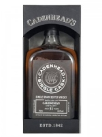 Cadenhead Single Cask Single Grain Scotch Whisky Aged 31 Years 750ml