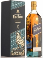 Johnnie Walker Blue Label Blended Scotch Whisky Limited Edition Year of the Ox 750ml