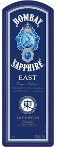 Bombay Gin Sapphire East 750ml