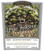 Compass Box Scotch Whisky Peat Monster Arcana 750ml
