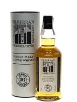 Kilkerran Glengyle Campbeltown Distillery Single Malt Scotch Whisky Aged 16 Years 750ml
