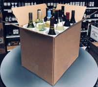 Mystery Wine Case #62 - 6 Reds/6 Whites
