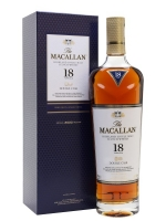 The Macallan - Double Cask 18 Year Old 750ml