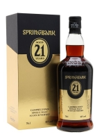 Springbank - 21 Year Old (2020 Release) 750ml