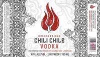Breckenridge - Chili Chile Vodka 750ml