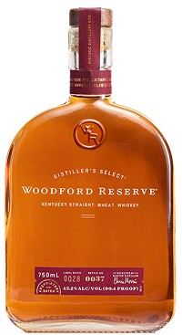 Woodford Reserve Bourbon Distiller's Select Straight Wheat 750ml