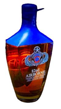 82nd Airborne Bourbon 750ml