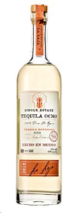 Tequila Ocho Reposado La Laja 750ml