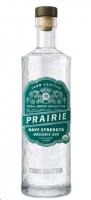 Prairie Organic Gin Navy Strength 750ml