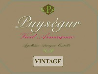 Puysegur Vieil Armagnac Vintage 750ml