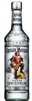 Captain Morgan Rum Silver Spiced 750ml